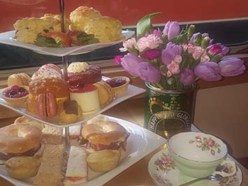 Afternoon Tea And Train Ride For Two